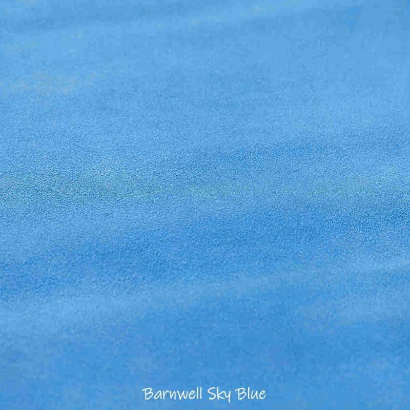Barnwell Calf Suede